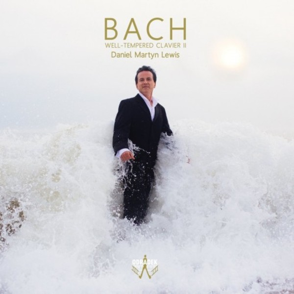 JS Bach - Well-Tempered Clavier II | Odradek Records ODRCD344