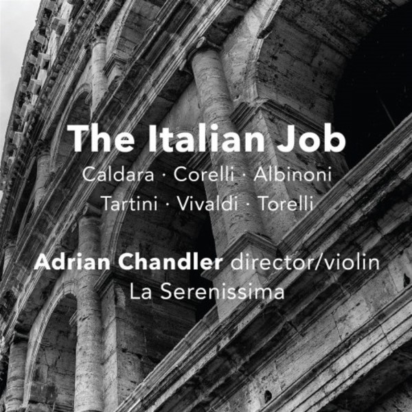 The Italian Job: Baroque Instrumental Music | Avie AV2371