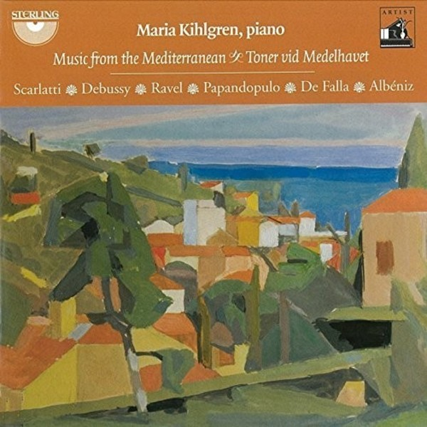 Music from the Mediterranean | Sterling CDA1664
