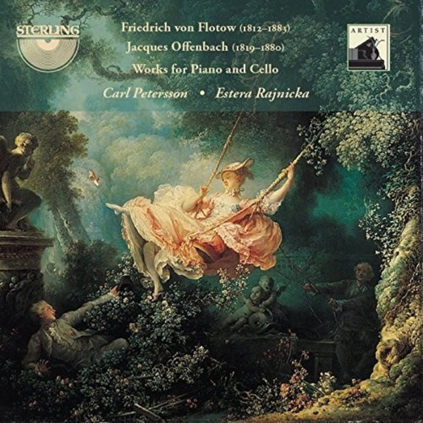 Flotow & Offenbach - Works for Piano & Cello