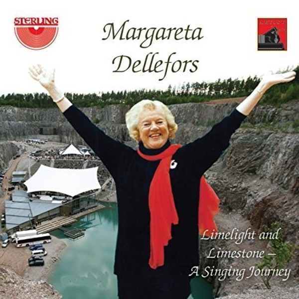 Margareta Dellefors: Limelight and Limestone - A Singing Journey