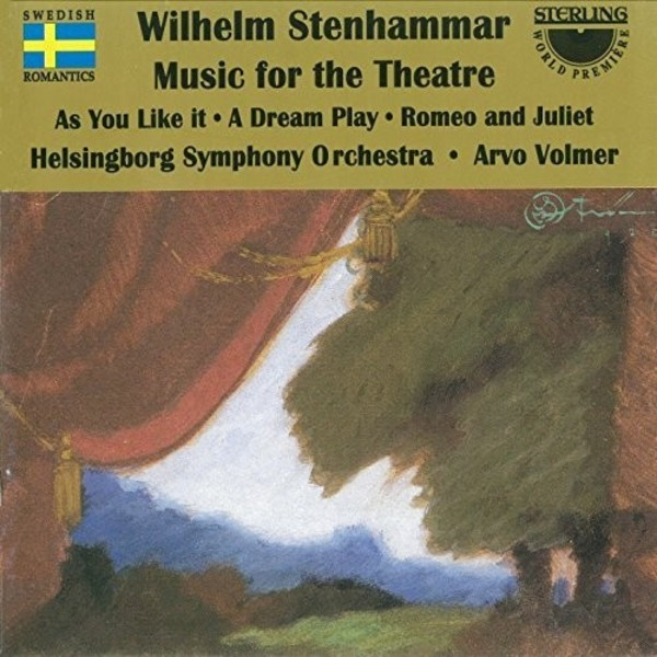 Stenhammar - Music for the Theatre | Sterling CDS1045