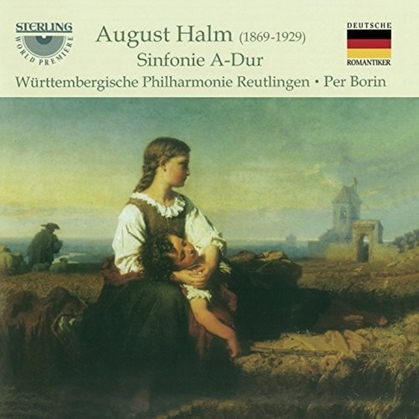 August Halm - Symphony in A major