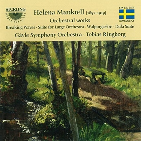 Helena Munktell - Orchestral Works