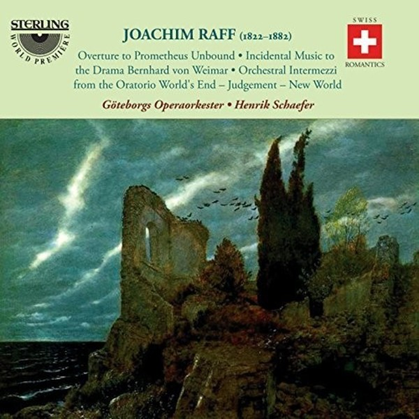 Joachim Raff - Orchestral Music | Sterling CDS1099