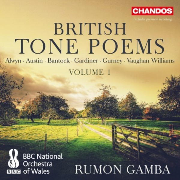 British Tone Poems Vol.1 | Chandos CHAN10939