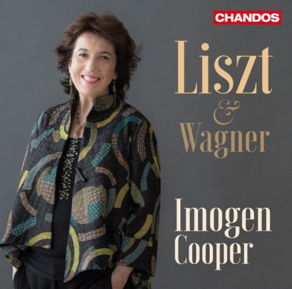 Liszt & Wagner - Piano Works | Chandos CHAN10938