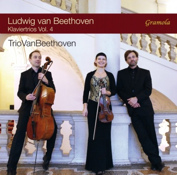 Beethoven - Piano Trios Vol.4 | Gramola 99120