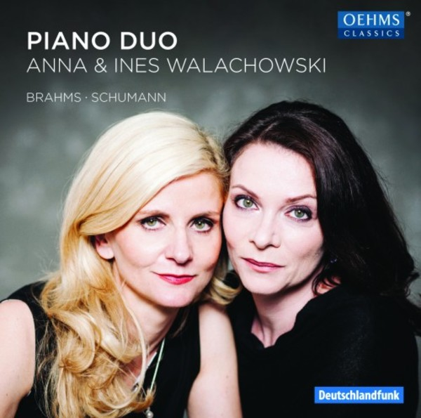 Brahms & Schumann: Music for Piano Duo | Oehms OC449