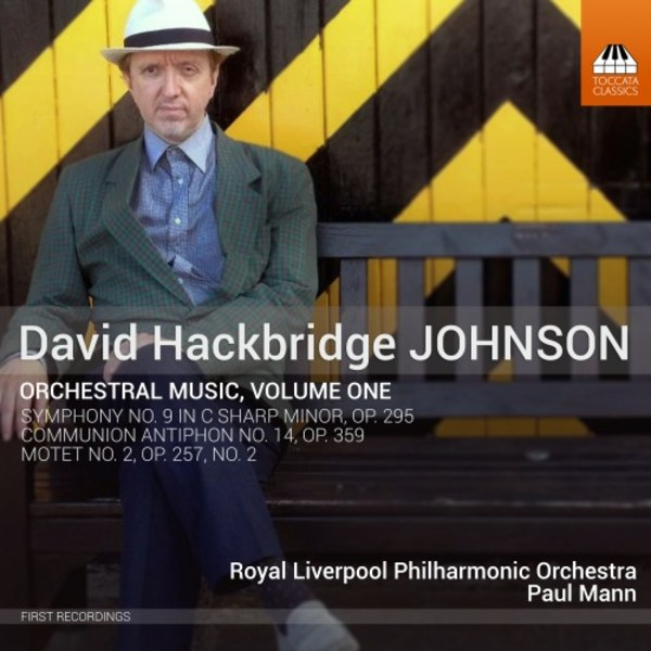 David Hackbridge Johnson - Orchestral Music Vol.1 | Toccata Classics TOCC0393