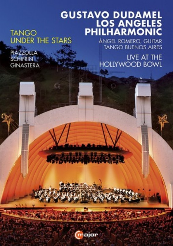 Tango under the Stars: Live at the Hollywood Bowl (DVD) | C Major Entertainment 739608