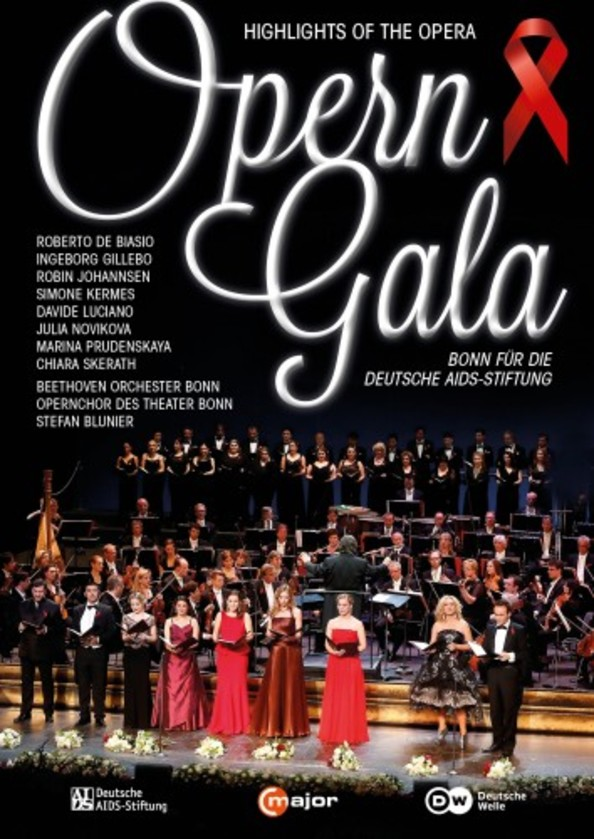 Opern Gala: Highlights of the Opera (DVD) | C Major Entertainment 739908
