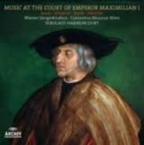 Music at the Court of Emperor Maximilian I (LP) | Deutsche Grammophon 4797135