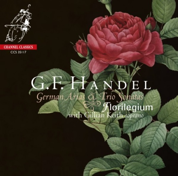 Handel - German Arias & Trio Sonatas | Channel Classics CCS35117