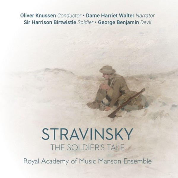 Stravinsky - The Soldier's Tale | Linn CKD552