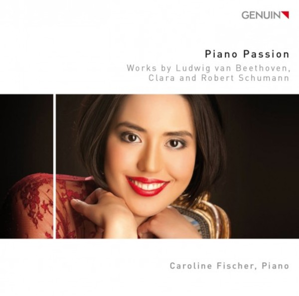 Piano Passion: Works by Beethoven, Clara & Robert Schumann | Genuin GEN17464