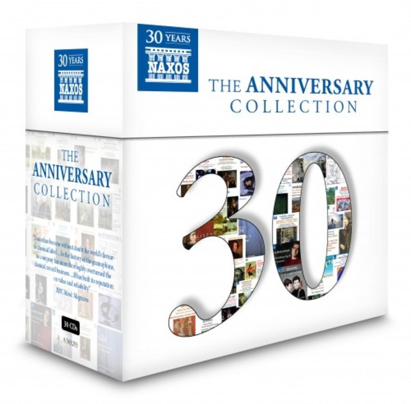30 Years of Naxos: The Anniversary Collection | Naxos 8503293