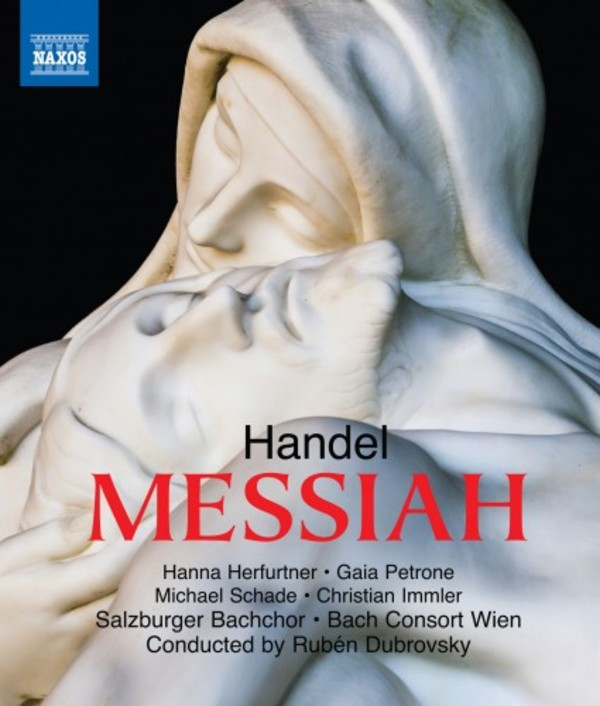 Handel - Messiah (Blu-ray)