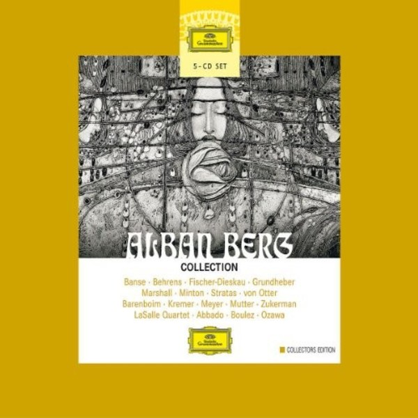 Alban Berg Collection | Deutsche Grammophon - Collector's Edition 4746572