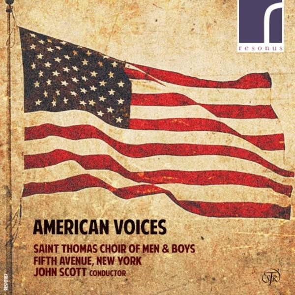 American Voices: American Choral Music