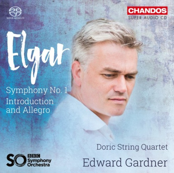 Elgar - Symphony no.1, Introduction and Allegro | Chandos CHSA5181