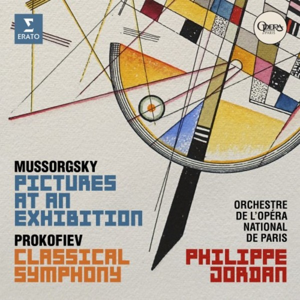 Mussorgsky - Pictures at an Exhibition; Prokofiev - Classical Symphony | Erato 9029587791