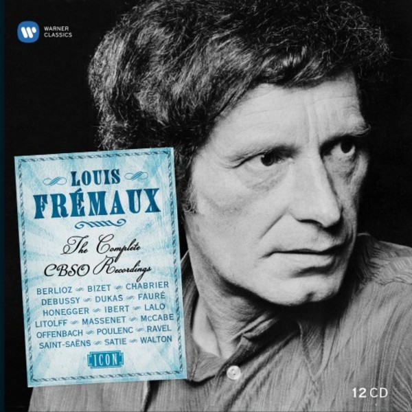 Louis Fremaux: The Complete CBSO Recordings