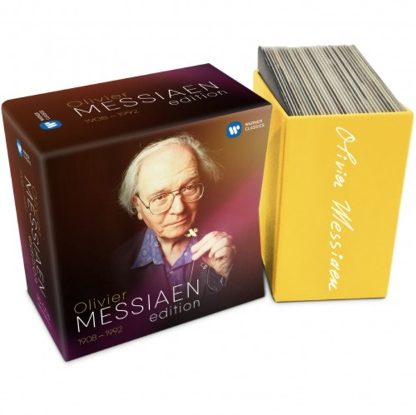 Olivier Messiaen Edition | Warner 9029588670