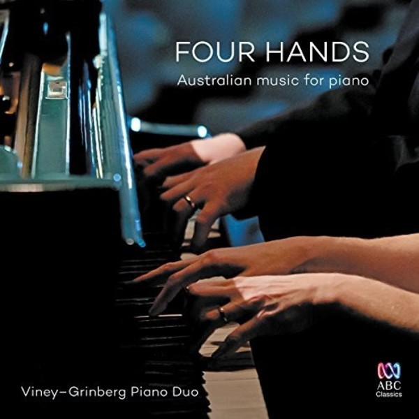 Four Hands: Australian Music for Piano | ABC Classics ABC4814591