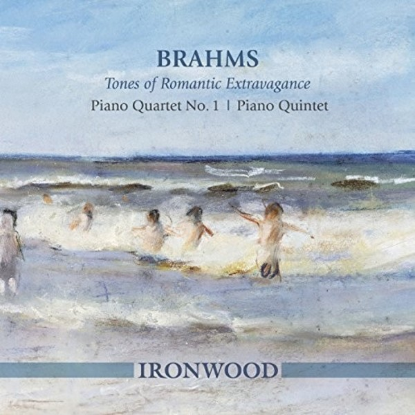Tones of Romantic Extravagance: Brahms - Piano Quartet no.1, Piano Quintet | ABC Classics ABC4814686