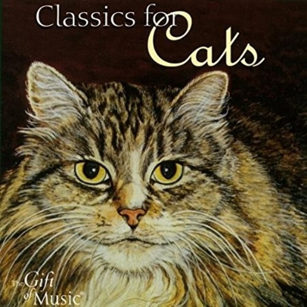 Classics for Cats | Gift of Music CCLCDG1038