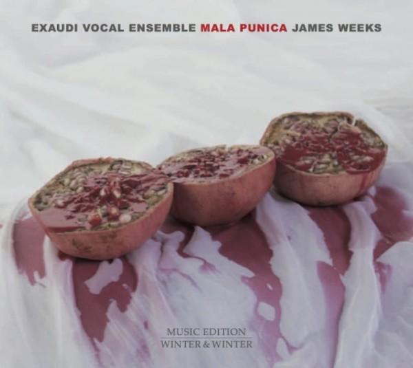 James Weeks - Mala punica | Winter & Winter 9102392