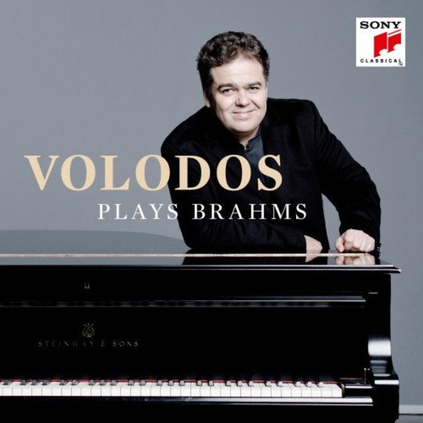 Volodos plays Brahms | Sony 88875130192
