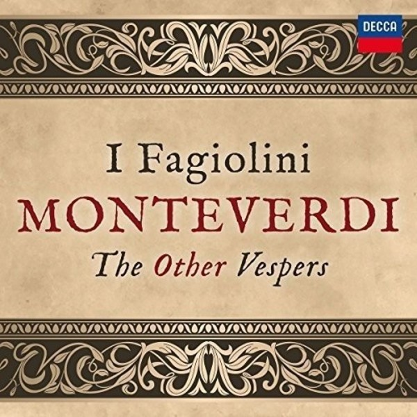 Monteverdi - The Other Vespers