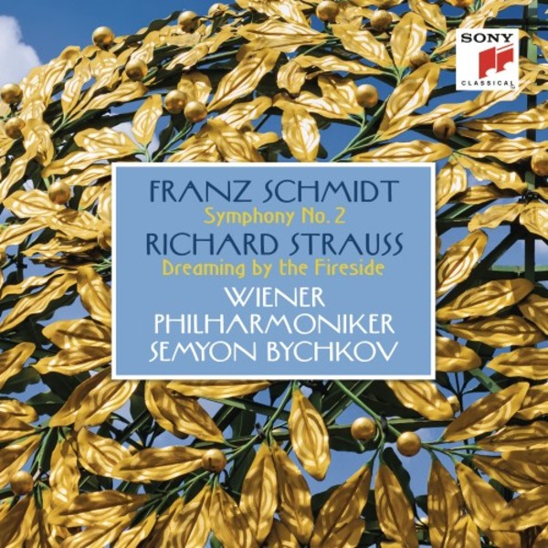 Schmidt - Symphony no.2; R Strauss - Interlude from Intermezzo | Sony 88985355522