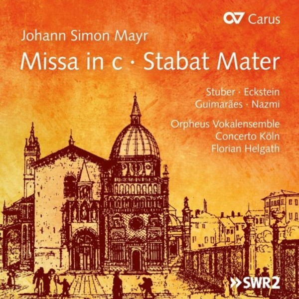 Mayr - Mass in C minor, Stabat Mater | Carus CAR83480