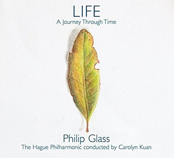 Philip Glass - Life: A Journey Through Time | Orange Mountain Music OMM0116