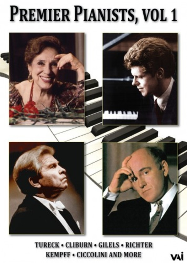 Premier Pianists Vol.1 (DVD)