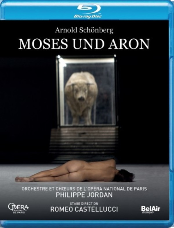 Schoenberg - Moses und Aron (Blu-ray) | Bel Air BAC436