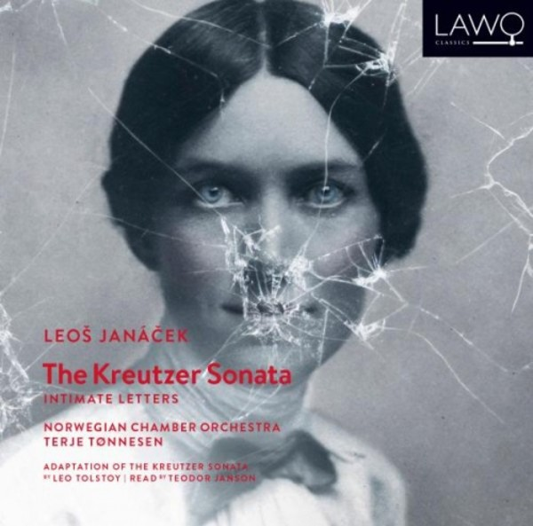 Janacek - The Kreutzer Sonata, Intimate Letters (arr. for string orchestra) | Lawo Classics LWC1124