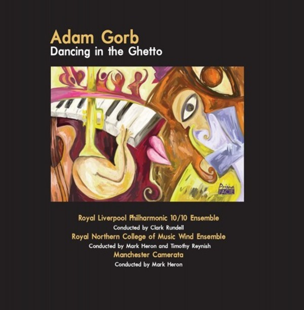 Adam Gorb - Dancing in the Ghetto | Prima Facie PFCD047
