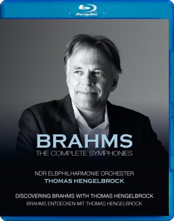 Brahms - The Complete Symphonies (Blu-ray) | C Major Entertainment 741104