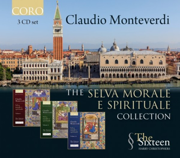 Monteverdi - The Selva morale e spirituale Collection