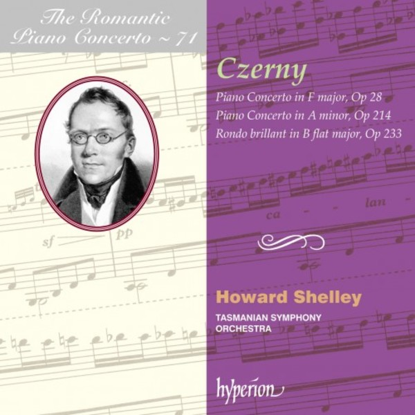 The Romantic Piano Concerto Vol.71: Carl Czerny