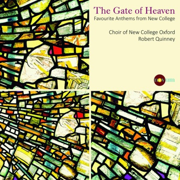 The Gate of Heaven: Favourite Anthems from New College Oxford | Novum NCR1391