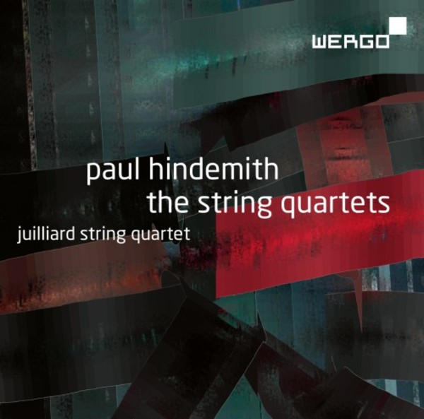 Hindemith - The String Quartets