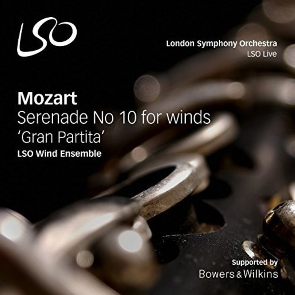 Mozart - Serenade No.10 for winds �Gran Partita�