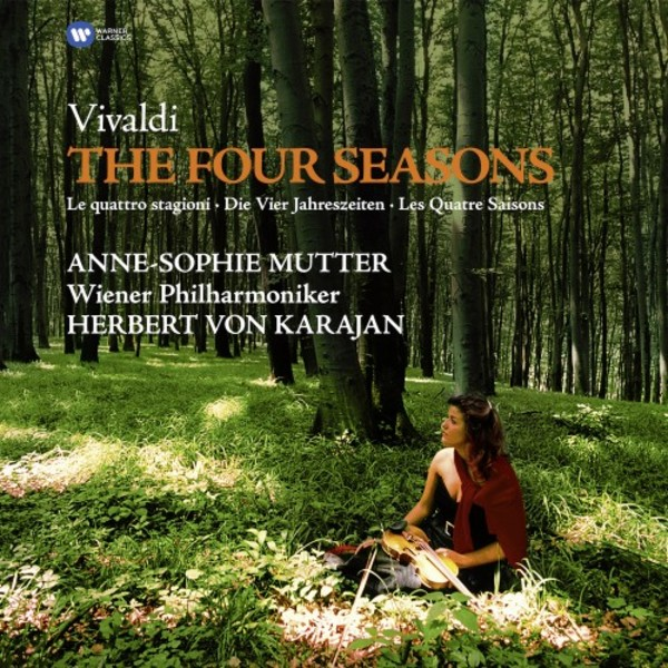 Vivaldi - The Four Seasons (LP) | Warner 9029587194