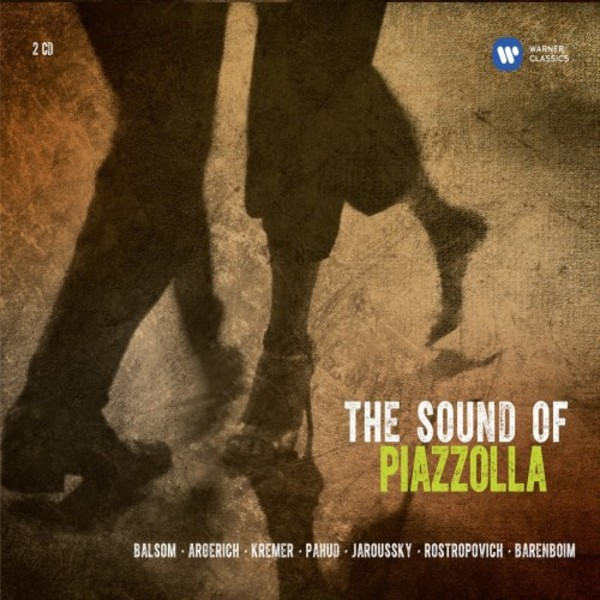 The Sound of Piazzolla | Warner 9029583189