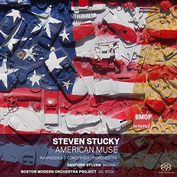 Steven Stucky - American Muse